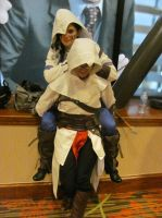 Animefest '13 - Assassin's Creed 2 by TexConChaser