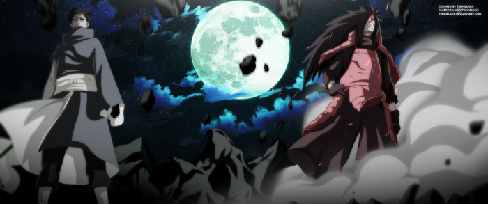 Naruto 600 - Madara joins the battle !! by RamzyKamen