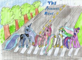The Princess Road by Spaceisthelimit