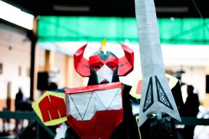 Megazord Cosplay by Magic-Alex-Photo
