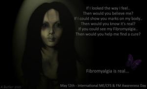 The Truth about Fibromyalgia by Lady-Maji