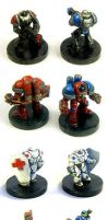 Starcraft Minis by Mr--Jack