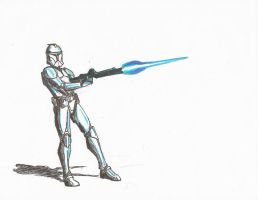 Clone Trooper by SkirmisherLex23