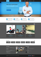 Orevon WP Theme by sandracz