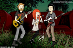 Paramore (If There is a Future, We Want it NOW) Ry by ErikReys