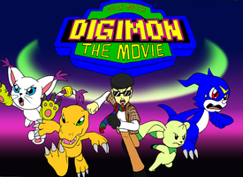 HAMR - Digimon: The Movie by HewyToonmore