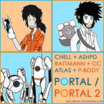 PortalS by just-Abigail