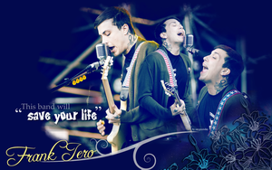 Frank Iero wallpaper 076 by saygreenday