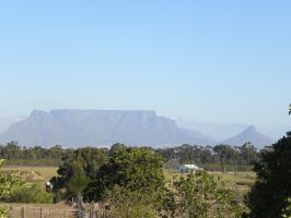 Table Mountain by RiverKpocc