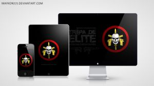 The Elite Squad Wallpaper Pack by MaYKoN777