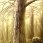 Forest - Speedpaint by Varges