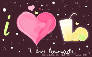 I Heart Lemonade by thesashabell