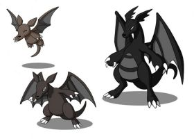 Batox and Evolution by 070trigger