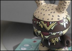 Hamburger Dunny by Markhead