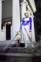 Saber - The Knights V by blue-ly