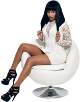 Nicki Minaj Png by Suyesil