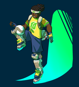 Commission: Lucio by Mumpkins