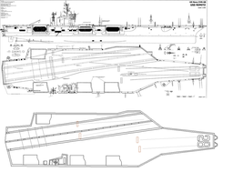 RAoN Wingless-Class Aircraft Carrier Concept by Zhanrae30
