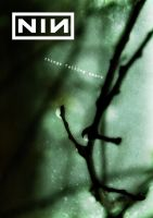 Nine Inch Nails Poster by lomax-fx