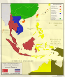 Map for WIP AH Novel ''The Penjelajah'' Dutch Ver by lordelpresidente