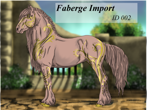 The Faberge Import 002 by LiaLithiumTM