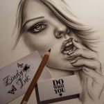 Hot Mess in progress by Zindy