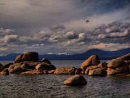 Hidden Beach Tahoe by MartinGollery