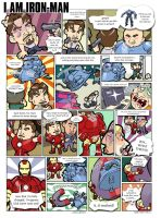 Cinemags - Iron man gag by sate-bang-somad