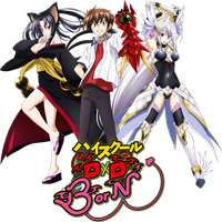 High School DxD BorN Vs.3 by Wasir525