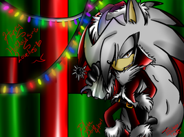 PLATA~ Says Happy Holidays by Tron-Silver