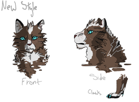 Style Template by Deerfoot-the-Cat