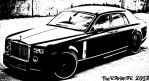 048 - Rolls Royce Phantom - Photomanipulated - by TheR3MAK3R