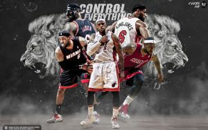 LeBron James 'Control Everything' Wallpaper by Kevin-tmac