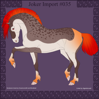 Joker Import #035 by sazzy-riza