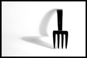 a simple fork??? by Bizzio