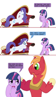 Twilight vs Queens by Hakar-Kerarmor