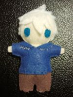 Jack Frost Plush by WrathRyugazaki