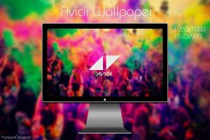 Avicii Wallpaper by Kareembeast