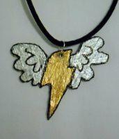 Wonderbolts Pendant by Xaphriel