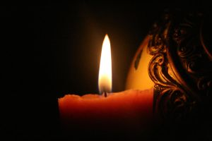 Buring Candle 2 by SystemBug