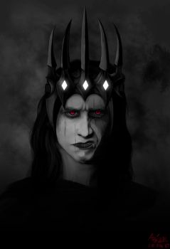 Morgoth 2 by Red-Szajn
