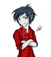 Marshall Lee by Eilyn-Chan