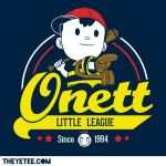 Onett Little Legue by TeegKetchen