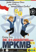 Poster MPKMB 50 by dendicious