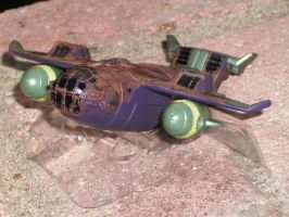 Mudfighter - Alt Mode 2 by Ironhold
