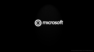 Microsoft New Logo Concept by bswas