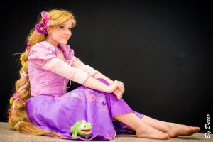 Rapunzel - Lost princesse by Childishx