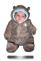 Baby bear png by M10tje
