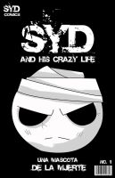 SYD AN HIS CRAZY LIFE PORTADA by Jigsawlacrimosa