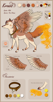 Kronos 2015 Ref Sheet by leticiaprestes